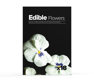 كبسولات أعشاب Edible Flowers Smart farm Plantui