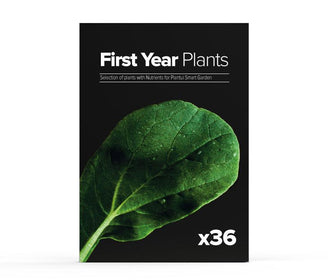 كبسولات أعشاب First Year Plants Smart farm Plantui