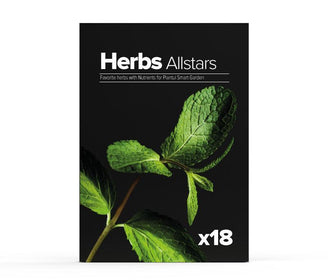 كبسولات أعشاب Herbs Allstars Smart farm Plantui