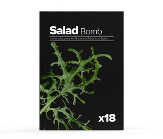 كبسولات أعشاب Salad Bomb Smart farm Plantui