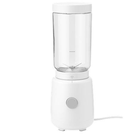 خلاط عصير .05 لتر Foodie SmoothieblenderWHITE Kitchen appliances RIG TIG