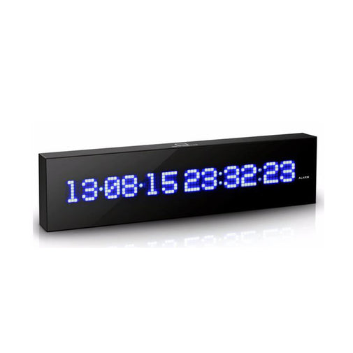 LED Calendar ساعة الحائط Digital clocks Gingko