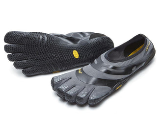 الحذاء الرياضي EL-X Grey/Black Shoes Vibram