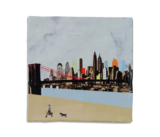 لوحة New York Art Panels Story Tiles