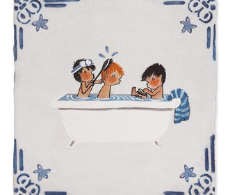 لوحة TUB TIME Art Panels Story Tiles