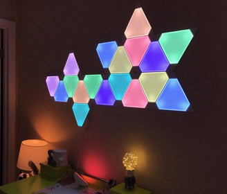 لوحات ضوئية NANOLEAF Wall lamp nanoleaf