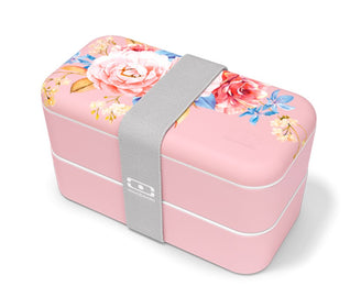 MB Original Flower Litchi LUNCH BOX Monbento