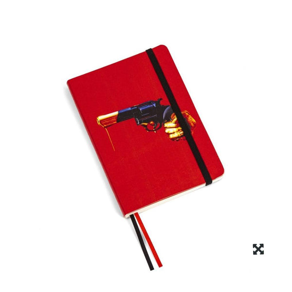 مفكرة Medium Revolver Notebook & Notes Seletti