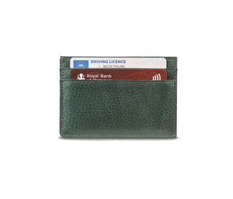 محفظة 4 Card بلون جنزاري Wallets Nodus