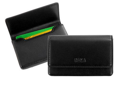 محفظة بطاقات إئتمان RIGID BUSINESS CARD HOLDER Wallets Nava Design