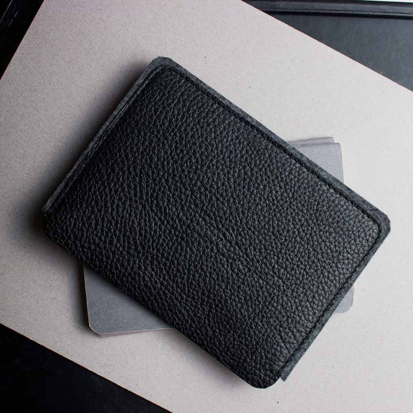 محفظة جواز السفر Passport Holder Wallets Kiko Leather