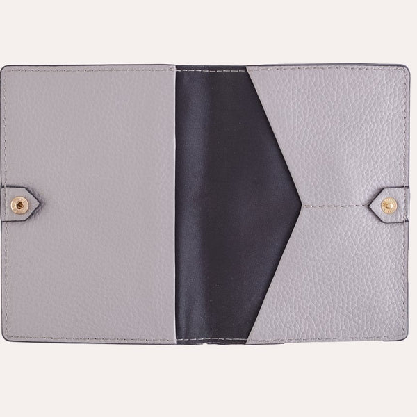 محفظة جواز السفر Passport Sleeve Wallets Kiko Leather