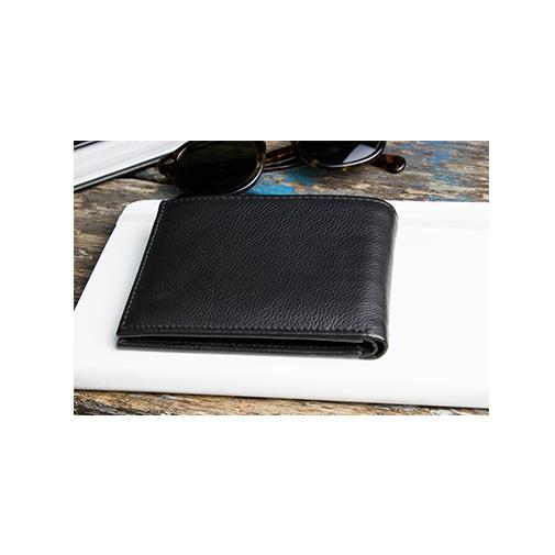 محفظة النقود Traditional Bifold Wallets Kiko Leather