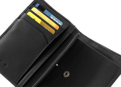 محفظة رجالية SMOOTH MEN'S VERTICAL WALLET Wallets Nava Design