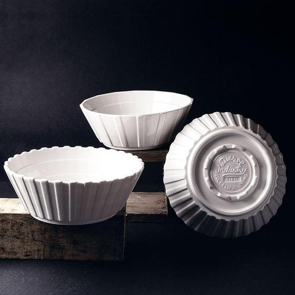مجموعة آواني الطعام DIESEL MACHINE Dinnerware Set Diesel Bowl set 3x22 cm