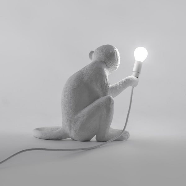 مصباح The Monkey Sitting Version Wall lamp Seletti