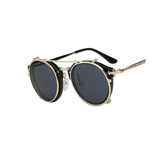 نظارة شمسية CLIP-ON RETRO Sunglasses Thirteen Thirtyone