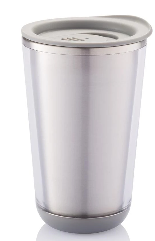 Dia Travel Tumbler Gray