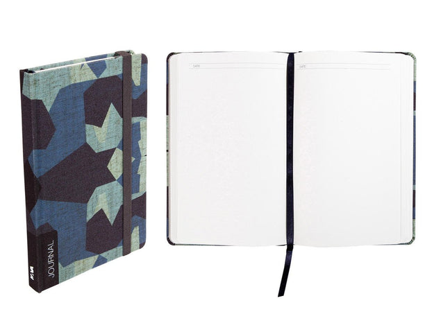 PATTERN NOTES DESIGNER A5 NOTEBOOK Notebook & Notes Nava Design