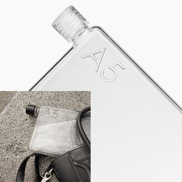 قنينة ماء A5 memobottle Water Bottles Memobottle