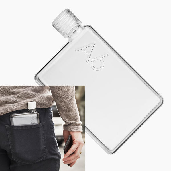 قنينة ماء A6 memobottle Water Bottles Memobottle