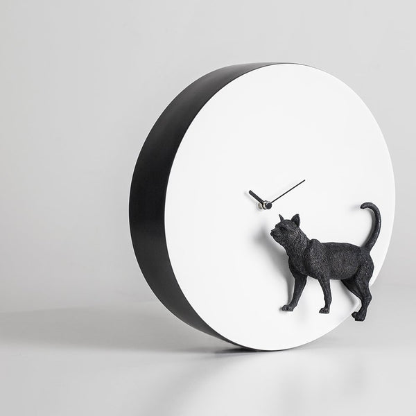 ساعة حائط Moon CLOCK Wall Clocks Haoshi