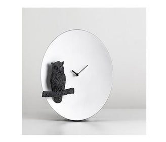 ساعة حائط Moon X CLOCK Wall Clocks Haoshi