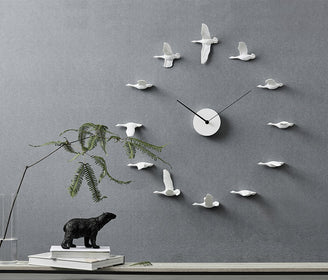 ساعة حائط Wall Clocks Haoshi