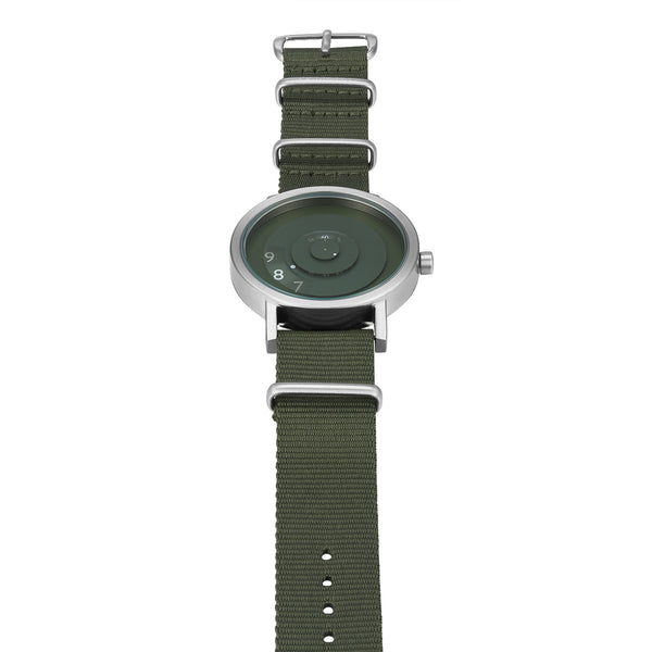 ساعة اليد GREEN Reveal Watches PROJECTS WATCHES