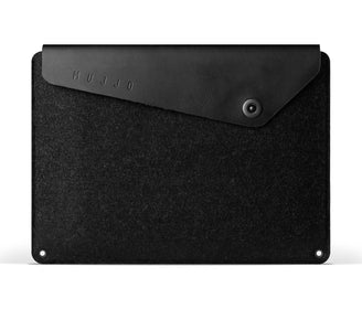 محفظة محمول Sleeve for Macbook - Black
