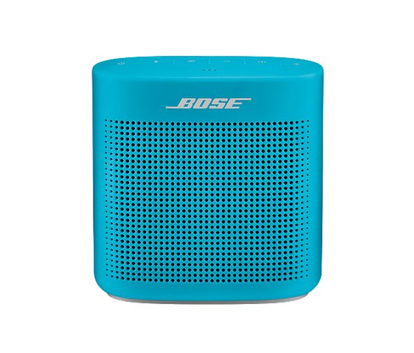SoundLink Color Bluetooth® speaker II- aquatic blue مكبر صوت Hifi Speakers Bose
