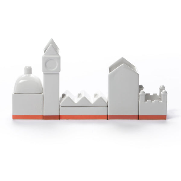 طقم المكتب Desktructure The City Desk Set Seletti