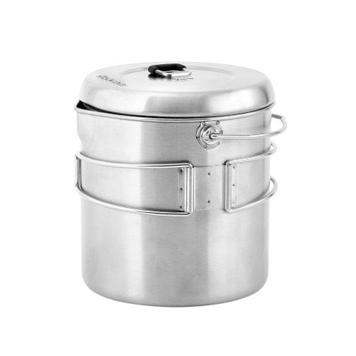 وعاء طهي للرحلات Pot 1800 Picnic Accessories Solo Stove