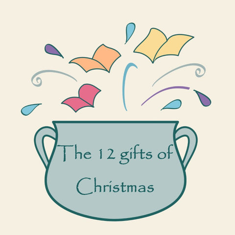 The 12 Gifts of Christmas!