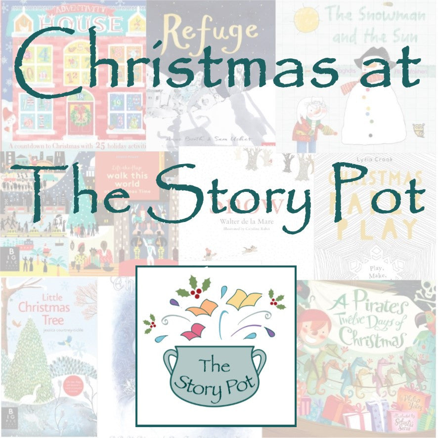 Christmas at The Story Pot