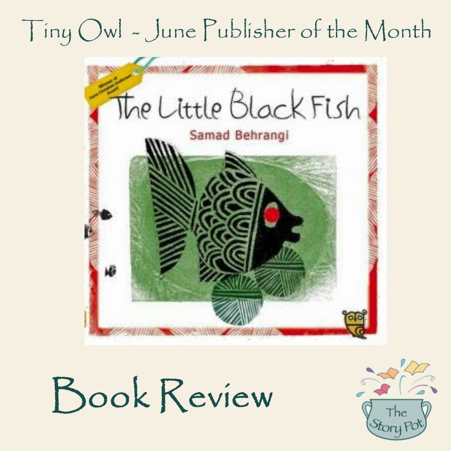 Review of The Little Black Fish