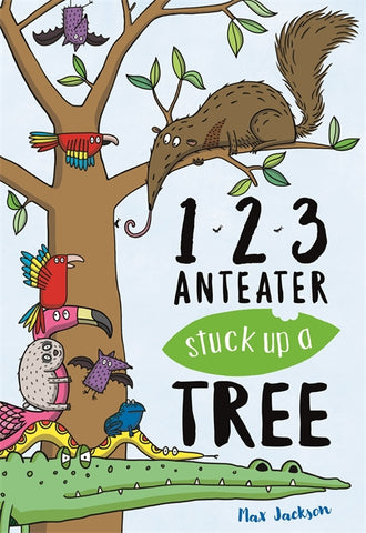 123 Anteater Stuck in a Tree