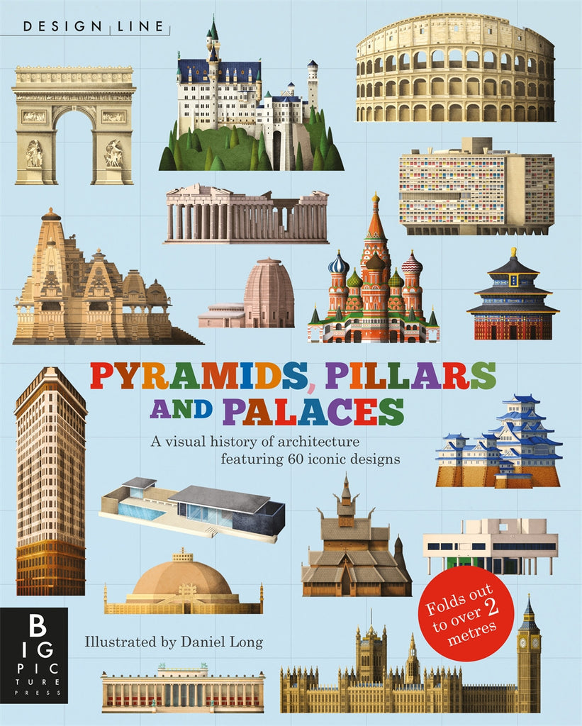 Pyramids, Pillars and Palaces