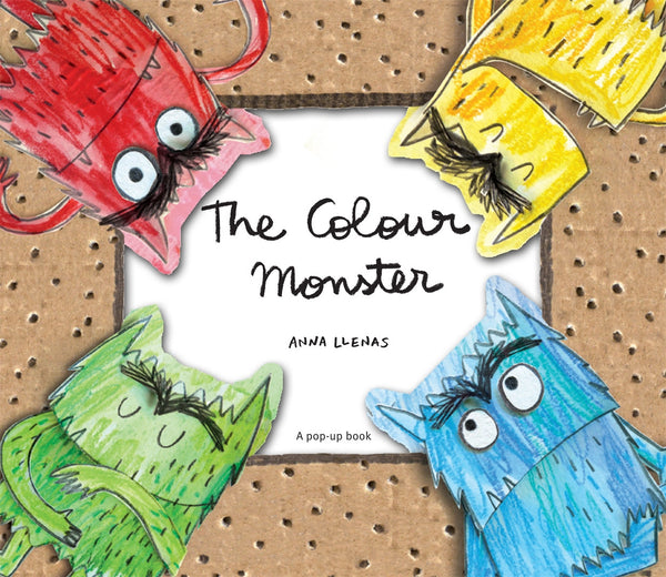 The Colour Monster - Pop Up