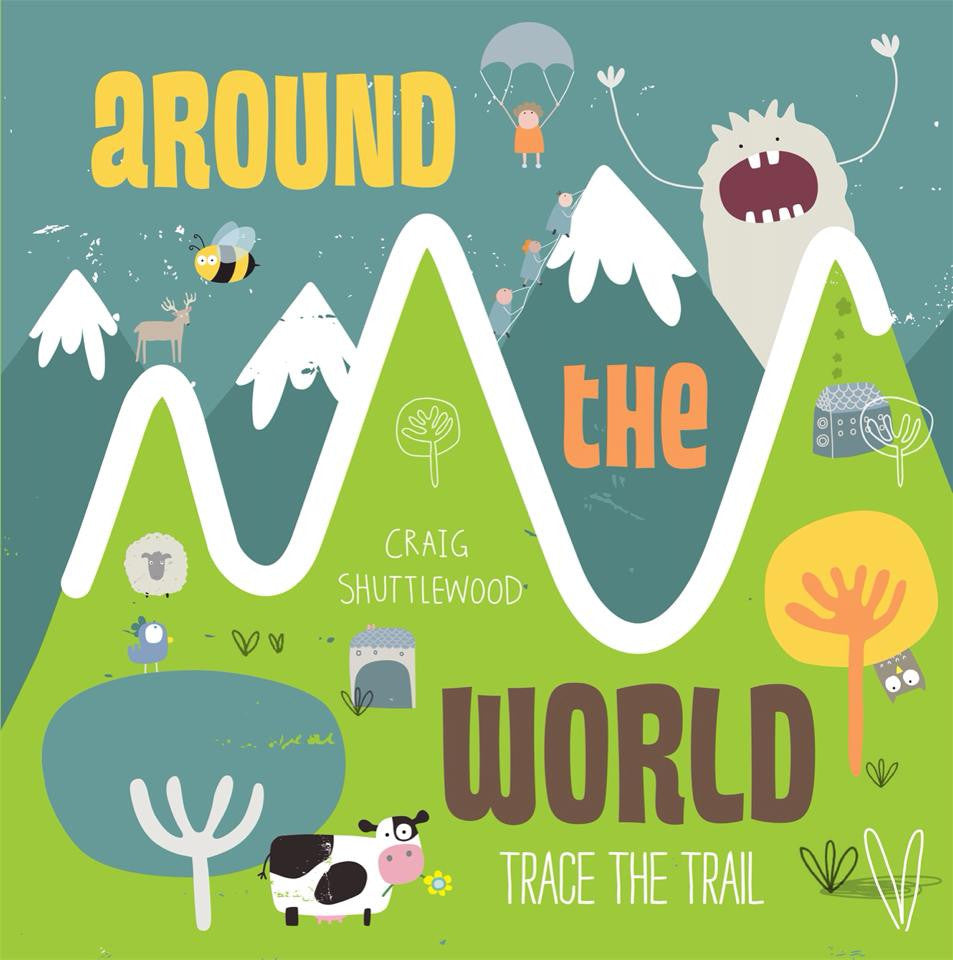 Around The World - Trace The Trail