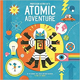 Professor Astro Cats Atomic adventure