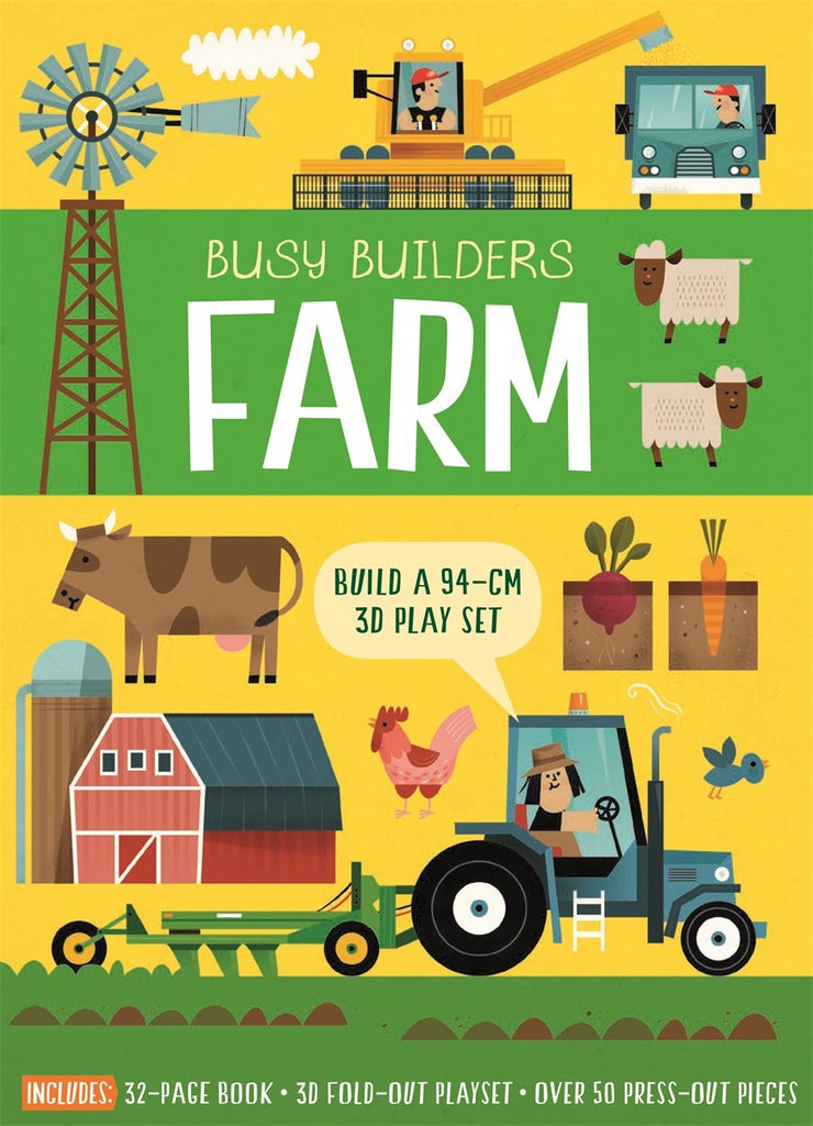 Busy Builders Farm