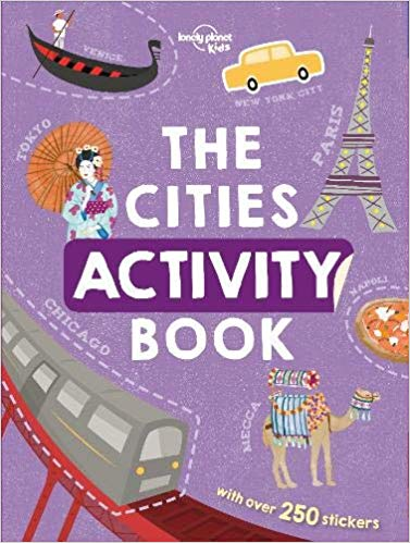 The Cities Activity Book