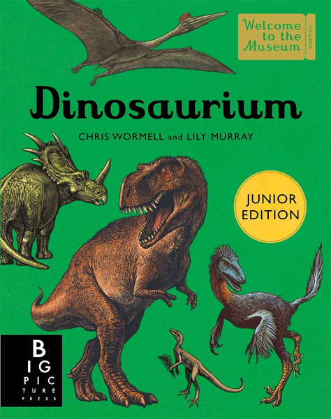 Dinosaurium - Junior Edition