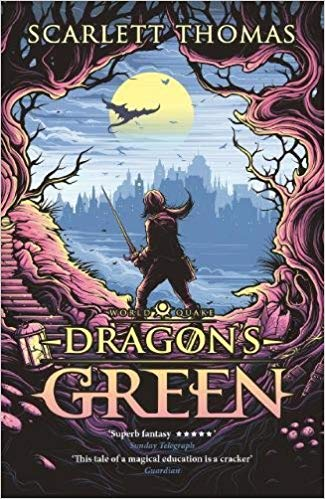 Dragon's Green - Worldquake book 1.