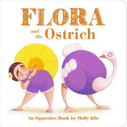 Flora and the Ostrich