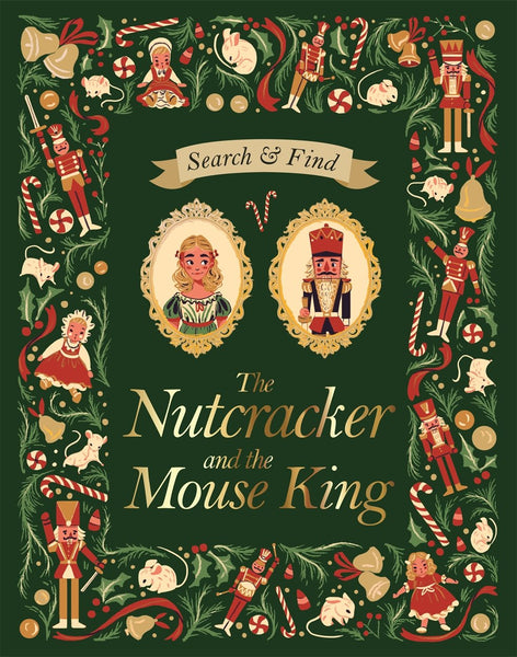 The Nutcracker - Search and Find