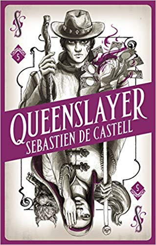 Queenslayer (Spellslinger Book 5)