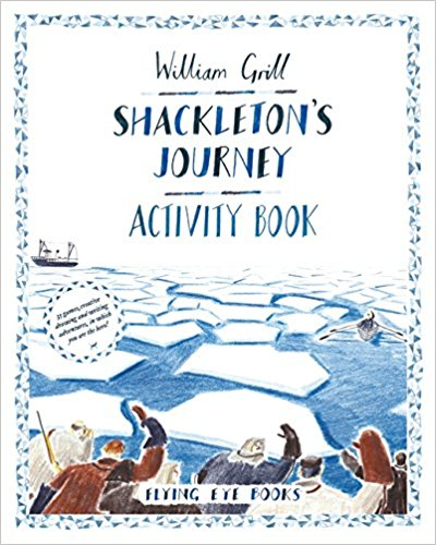 Shakleton's Journey Activity Book