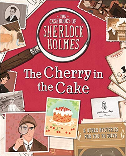 Sherlock  Holmes - The Cherry in the Cake